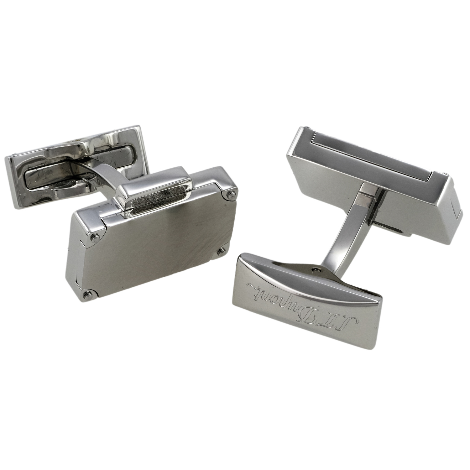 Valisette Brushed Finish Cufflinks 005762