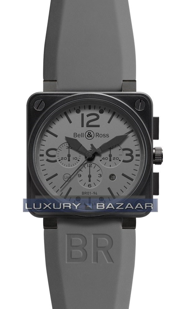 BR01-94-S Chronograph Commando