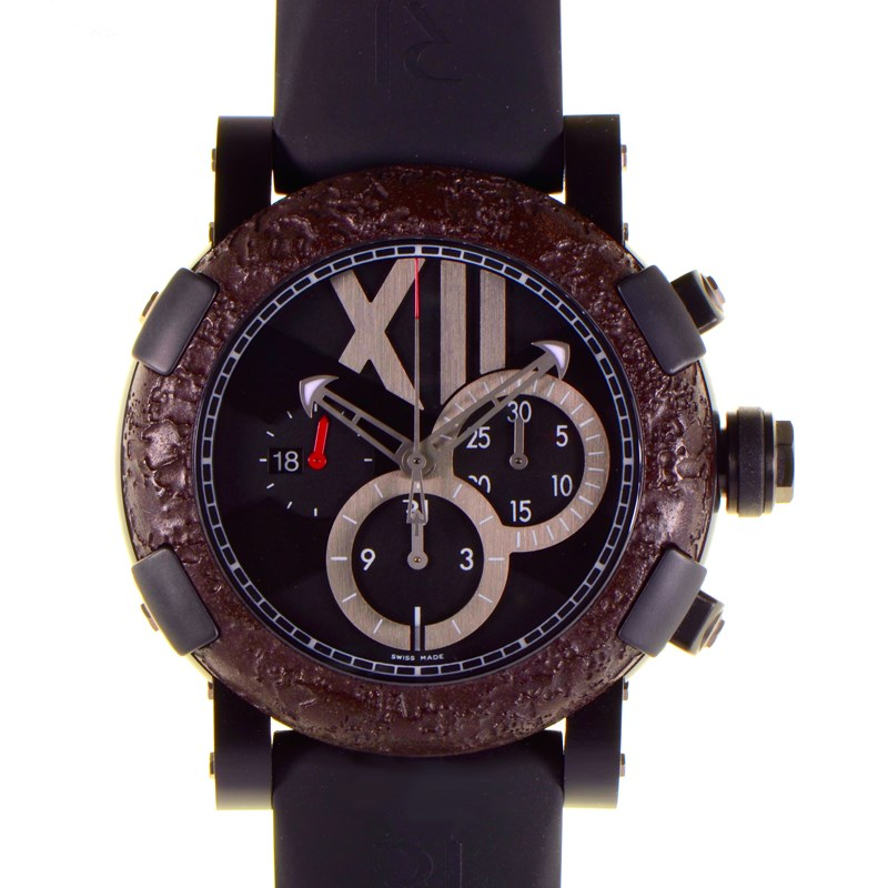 Titanic-DNA Chrono OXY Ultimate Black CH.T.OXY4.BBBB.00.BB