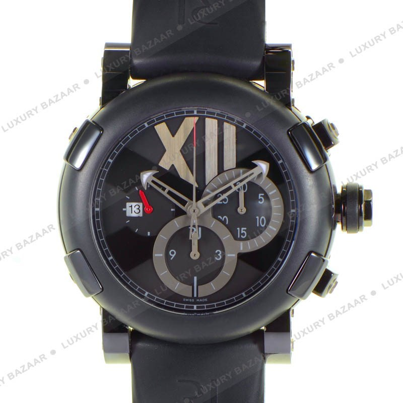 Titanic-DNA - Five Black I Chronograph CH.T.BBBBB.00.BB