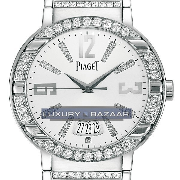 Piaget Polo (WG-Diamonds/Silver-Diamonds/WG-Diamonds)