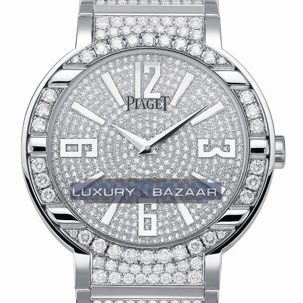 Piaget Polo (WG- Full Diamonds/Full Diamonds/WG- Full Diamonds)