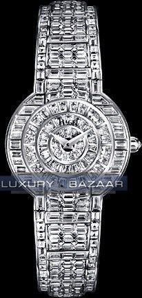 Piaget Polo Exceptional Piece (WG-Baguette Diamonds/Baguette DiamondsWG-Baguette Diamonds)
