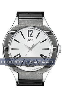 Piaget Polo (WG/White/Leather)