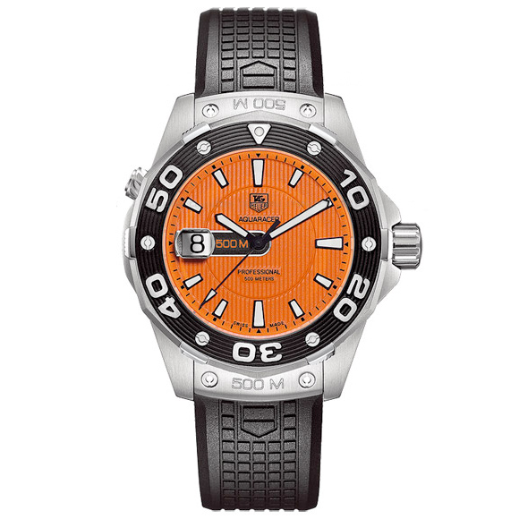 Tag Heuer Aquaracer Quartz 500M WAJ1113.FT6015