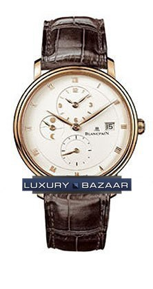 Villeret Ultra-Slim Dual Time 6260-3642-55b