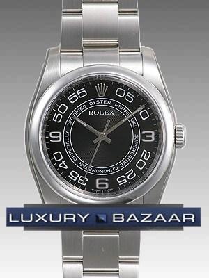 Rolex Oyster Perpetual No-Date 36mm 116000 bkwao