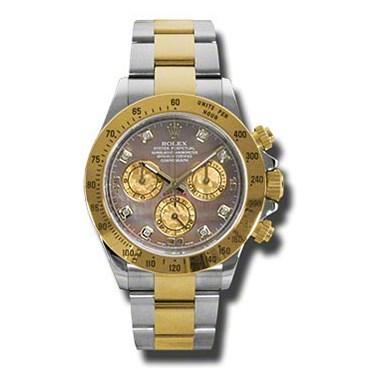 Daytona Steel & Gold - Bracelet 116523 dkym