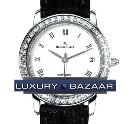 Villeret Ultra-Slim Ladies 0096-4627-55