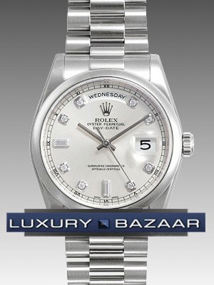 Rolex Oyster perpetual Day-Date 118209 sdp