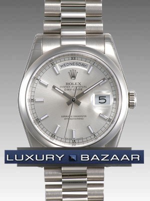 Rolex Oyster perpetual Day-Date 118209 ssp
