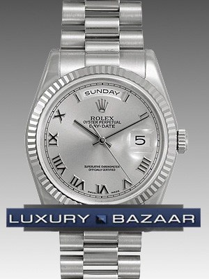 Rolex Oyster perpetual Day-Date 118239 rrp