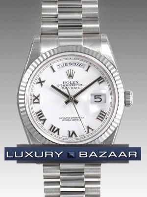 Rolex Oyster perpetual Day-Date 118239 wrp