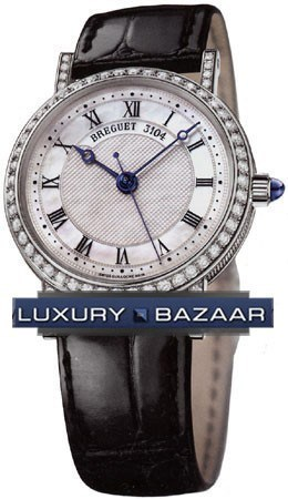 Classique Automatic Ladies (WG / MOP / Diamonds)