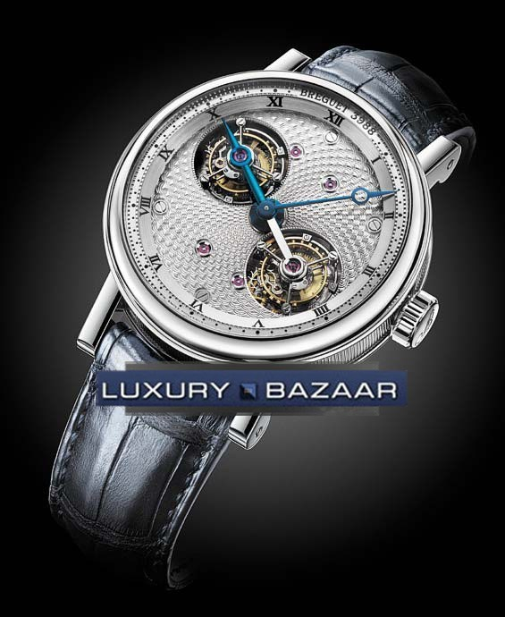 Grande Complication Double Tourbillon 5347PT/11/9ZU