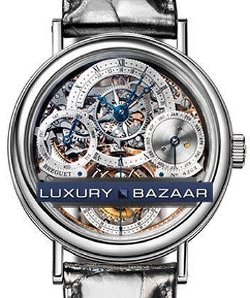 Grande Complication Openworked Tourbillon 3755PR/1E/9V6