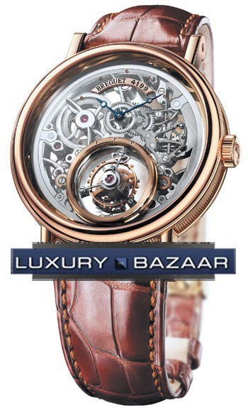 Grande Complication Tourbillon Messidor 5335BR/42/9W6