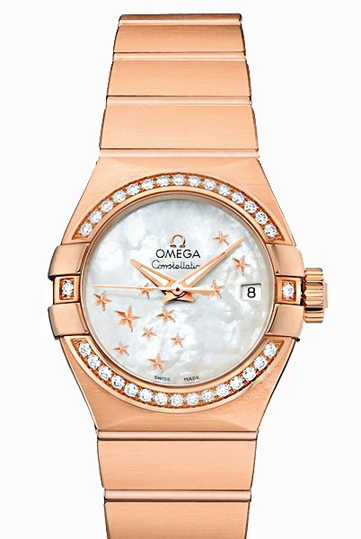 Constellation Lady Brushed Chronometer 123.55.27.20.05.003