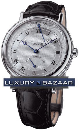 Classique Retrograde Seconds 5207BB/12/9v6