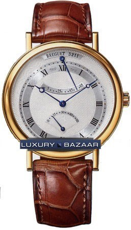 Classique Retrograde Seconds 5207BA/12/9v6