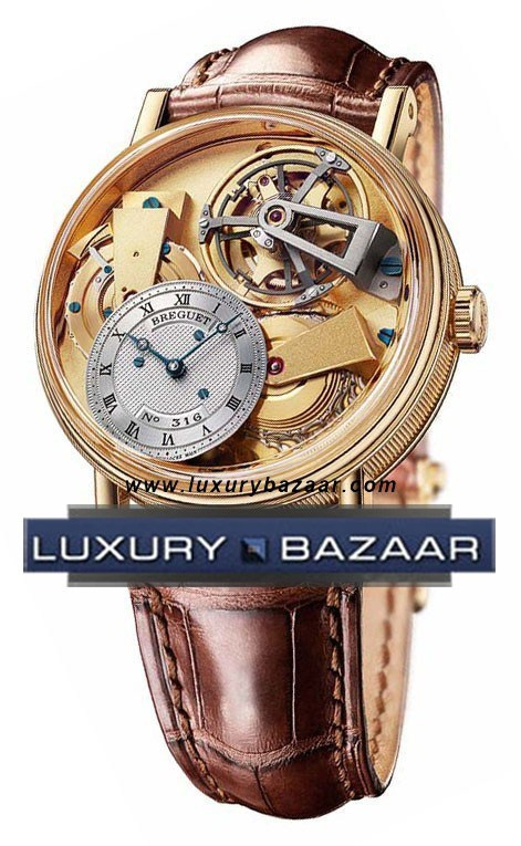 La Tradition Tourbillon 7047BA/11/9ZU