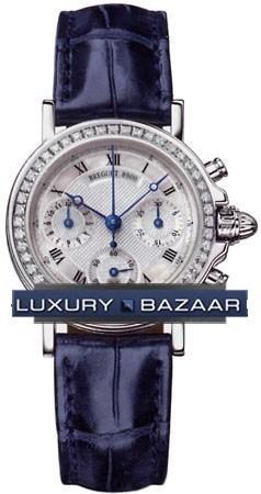 Marine Chronograph Ladies 8491BB/52/964 D000