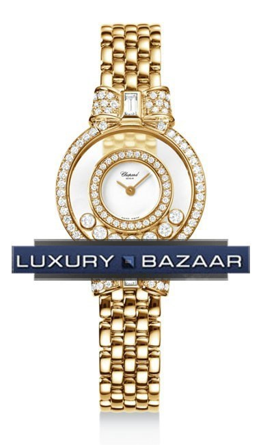 Happy Diamonds Icons Ladies Watch 205596-0001
