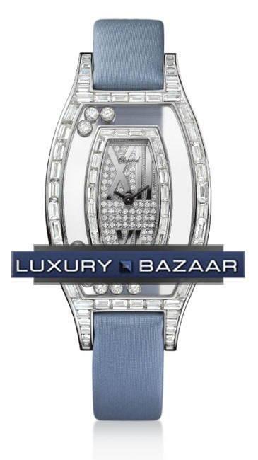 Happy Diamonds Ladies Watch Tonneau 209098-1001