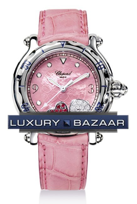 Happy Sport Hearts Ladies Watch 288950-3001