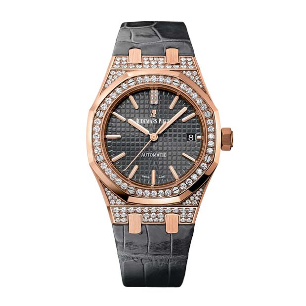 Ladies Royal Oak 37mm 15452OR.ZZ.D003CR.01
