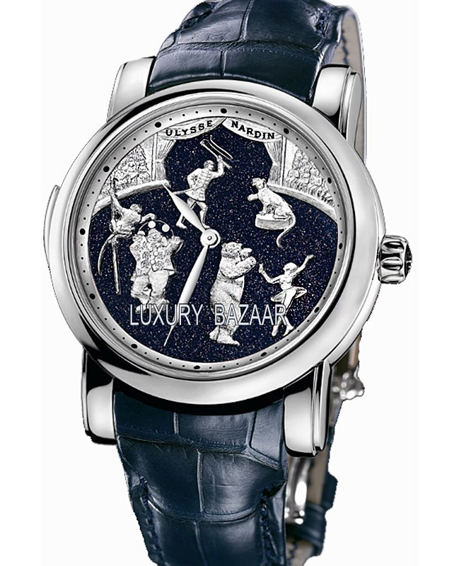 Circus Minute Repeater 42mm 740-88