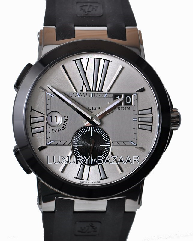 Executive Dual Time 43mm 243-00-3/421