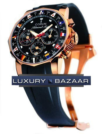 Admirals Cup Chronograph Rose Gold 60323.40281