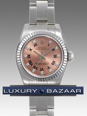 Oyster Perpetual 26mm Fluted Bezel 176234 pdo