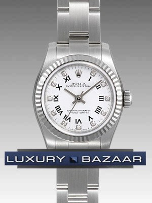 Oyster Perpetual 26mm Fluted Bezel 176234 wdo