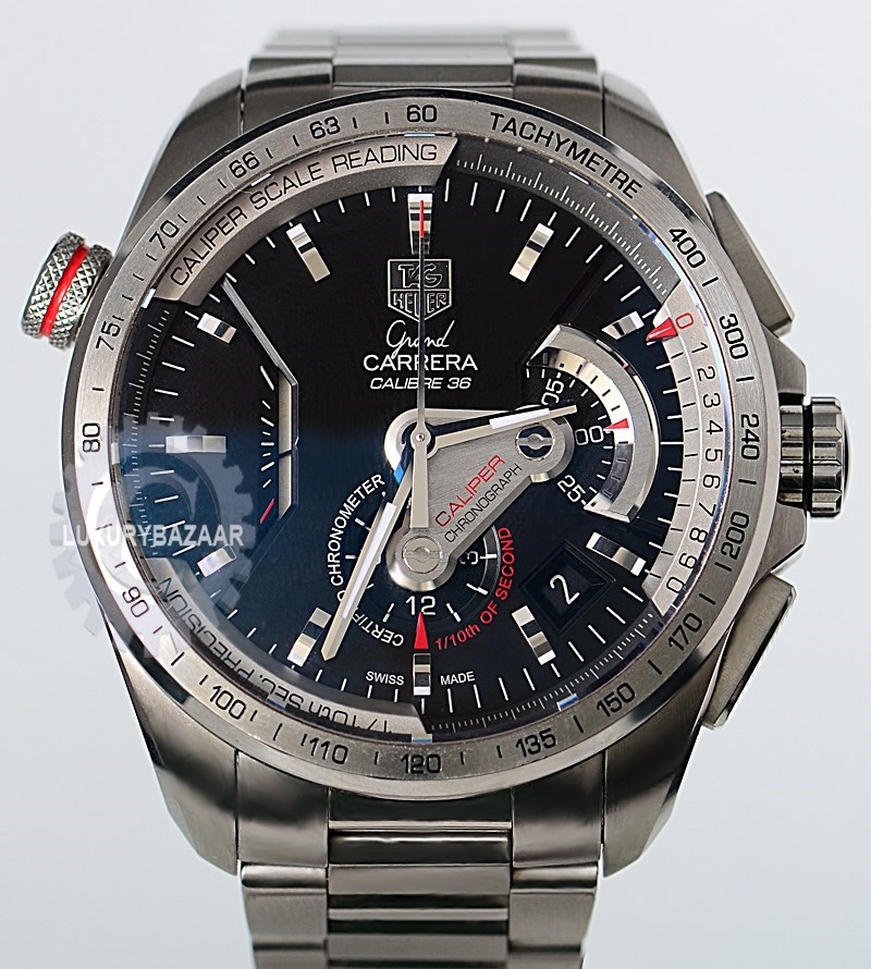 Grand Carrera Automatic Calibre 36 RS Caliper Chronograph cav5115.ba0902
