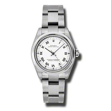 Oyster Perpetual No-Date Mid-Size - 31mm - Domed Bezel 177200 wro