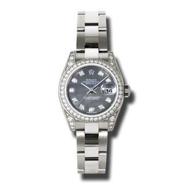 Datejust Lady Gold Oyster 26mm 179159 dkmdo