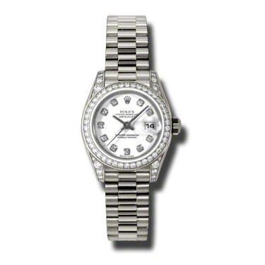 Datejust Lady Gold President 26mm 179159 wdp