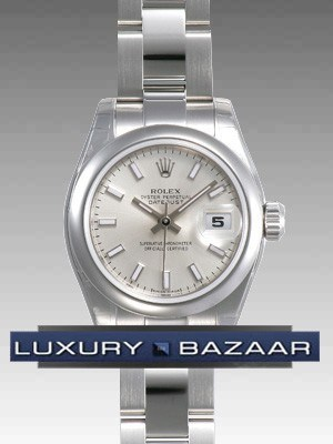Oyster Perpetual Lady-Datejust 26 179160 sso