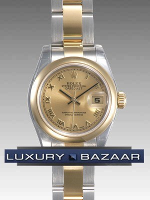 Datejust (YG-SS/Gold/YG-SS)