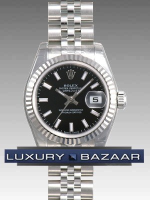 Datejust Lady 26mm 179174 bksj
