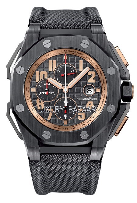 Royal Oak Offshore Arnold Schwarzenegger The Legacy   26378IO.OO.A001KE.01