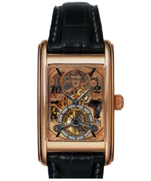 Edward Piguet Tourbillon Skeleton 25947OR.OO.D002CR.01