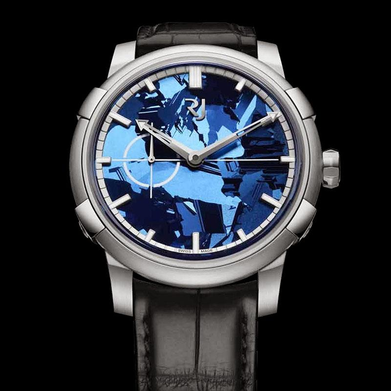 1969 Heavy Metal Blue Silicium RJ.M.AU.020.02