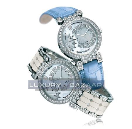 Harry Winston Premier Excenter Set PREAEX37WW002