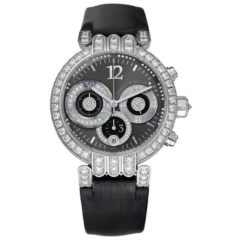 Ladies Premier Excenter Midsize Chrono PREACH39RR001