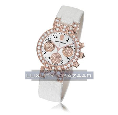 Harry Winston Premier Excenter Chronograph Ladies 200/UCQ32RL.MD/3.1