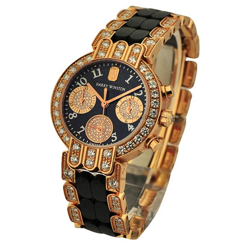 Ladies Premier Excenter Midsize Chrono PREQCH32RR009
