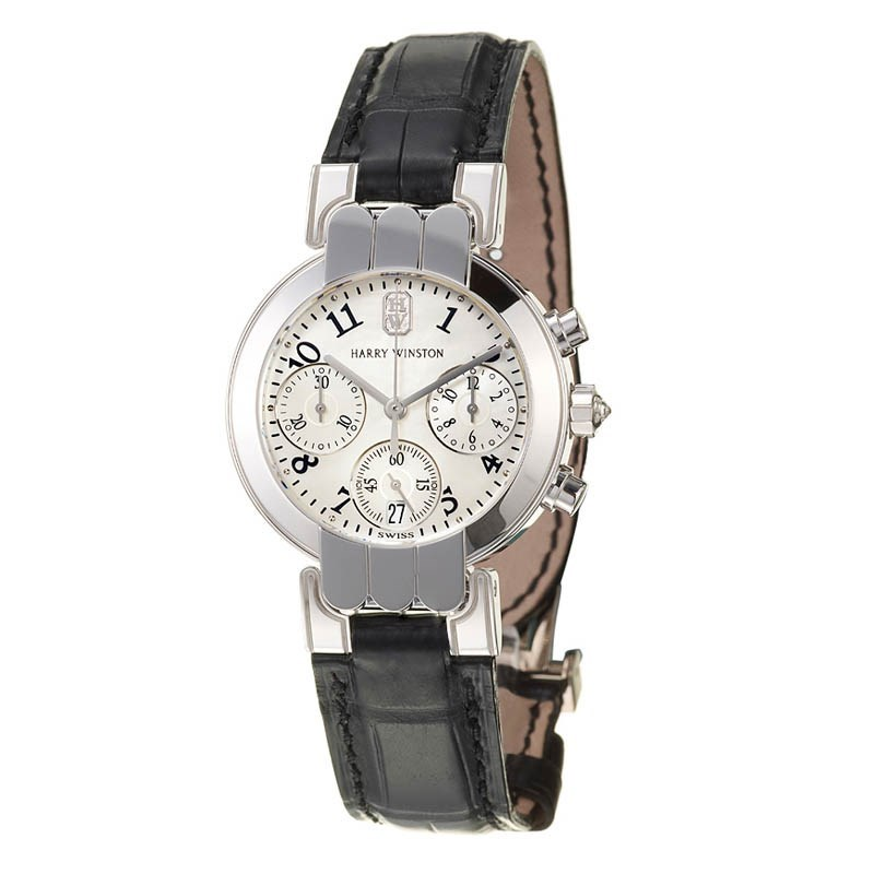 Ladies Premier Excenter Midsize Chrono PREQCH32WW003